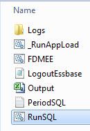 FDMEE_Folder