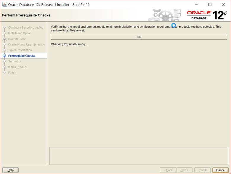 Installing Oracle 12c Database on Windows – Real Tri Geek